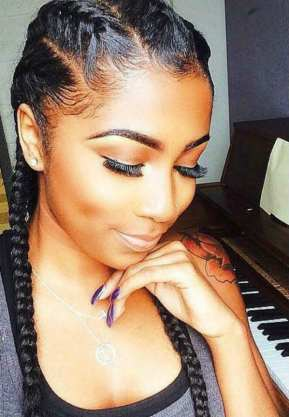 Black_Hair_Cornrows_Medium_Long