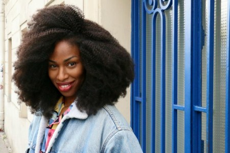 Natural hair extensions and weaves