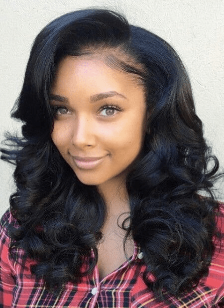 A Beginner s Guide to the Quick Weave   Un ruly Favorite Quick Weave Hairstyles