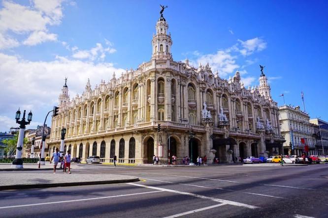 Parque Centrale Havana