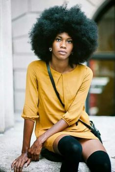 summer_hairstyles_blackwomen_afro