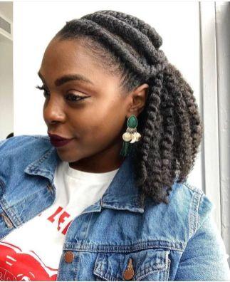 summer_hairstyles_blackwomen_cornrows-twist-out