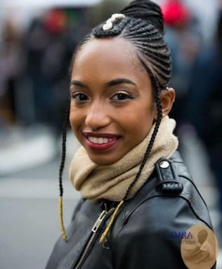 brooklyn-hairbraider-ancestralstrands-cornrow-ponytail