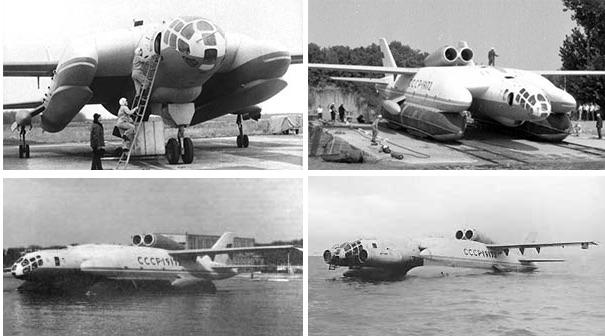 Непонятый гений авиации Роберт Бартини. Секретные разработки СССР. 6