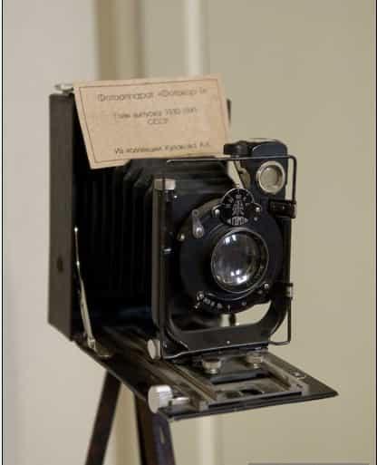 Рабочая лошадка фотокоров 1930-х