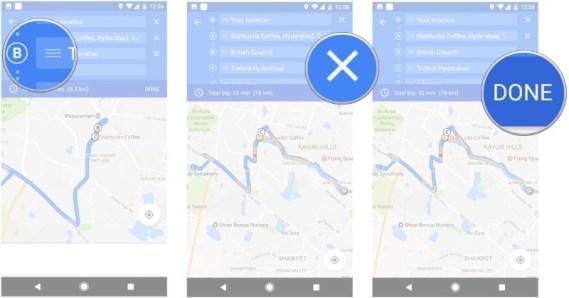 10 фишек Google Maps 10