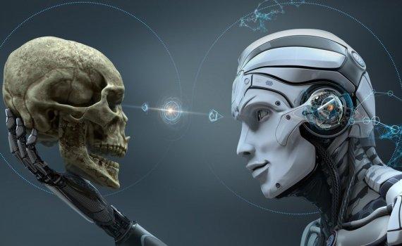 Способен ли искусственный интеллект заменить человека? 1