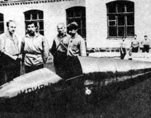 Киевские политехники – пионеры авиации 9