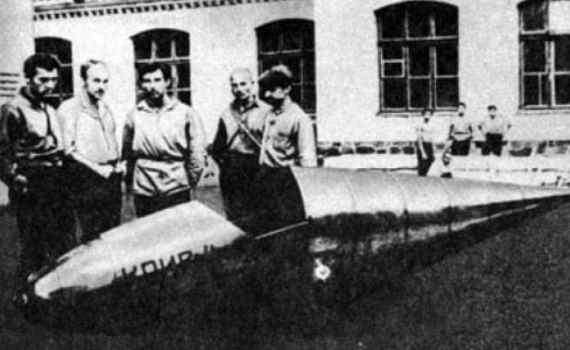 Киевские политехники – пионеры авиации 5