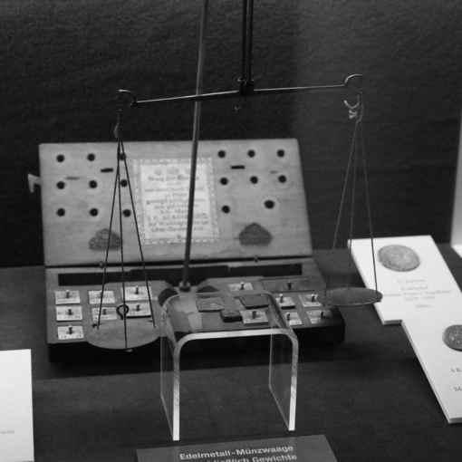 История денег. Музей денег в городе Хеппенхайм 12
