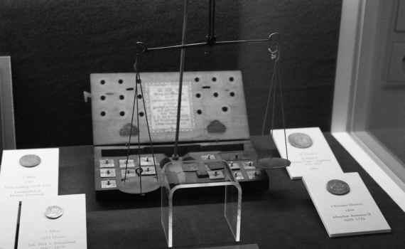 История денег. Музей денег в городе Хеппенхайм 11