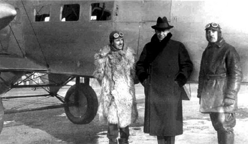 Дань памяти. И. Сикорский. Американский авиаконструктор украинского происхождения 15