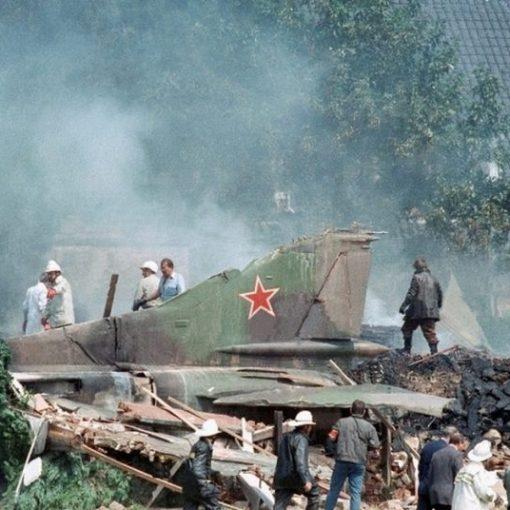 """""""Всадник без головы"""": приключения советского МиГ-23 в 1989 году 4"""