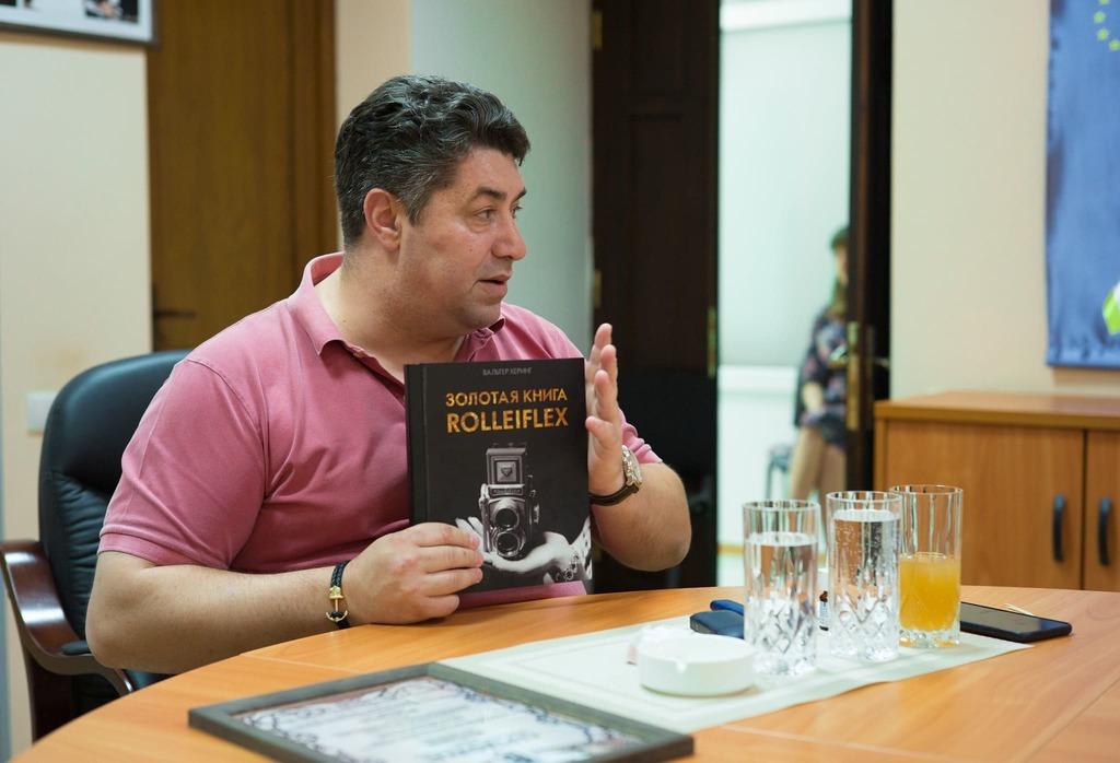 Наука и фотография.  Возрождение старейшего Одесского фотографического общества. 30
