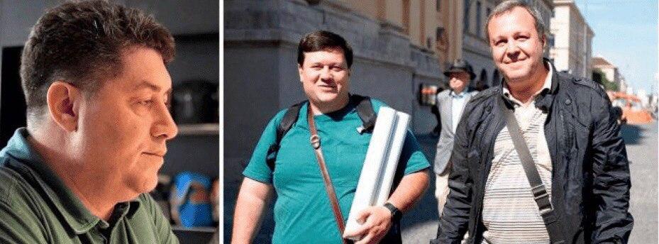 Украинские ученые штурмуют Флоренцию 1