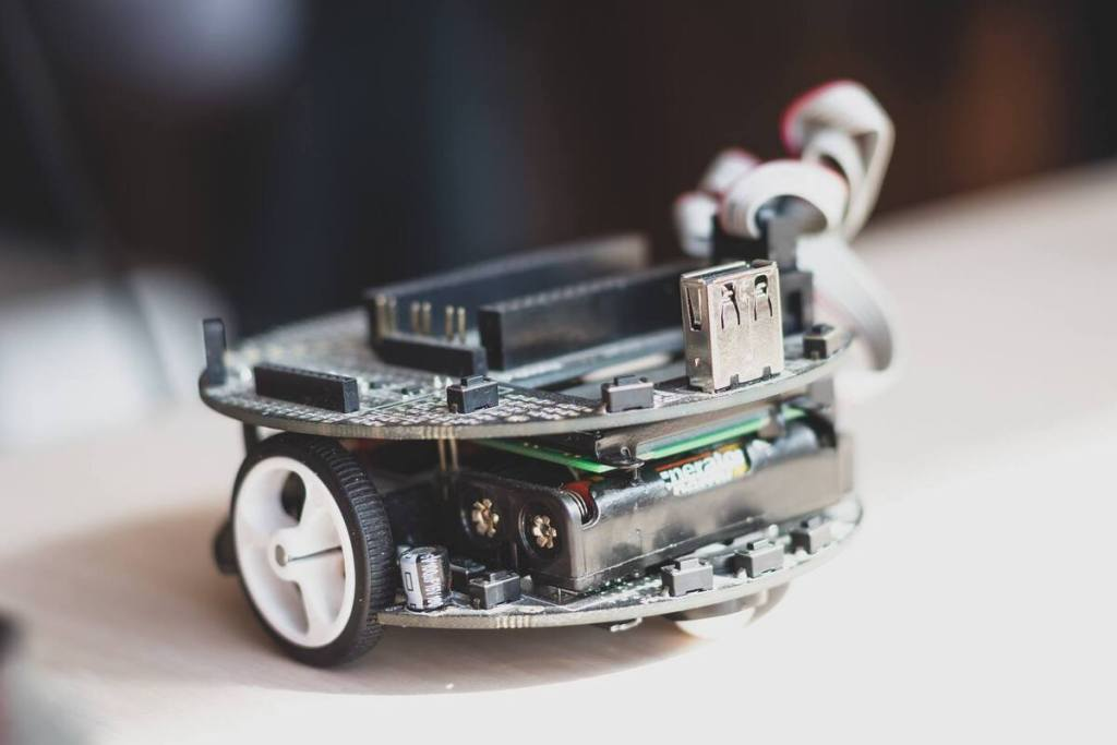 От идеи - к реализации. Робототехника в Украине 5