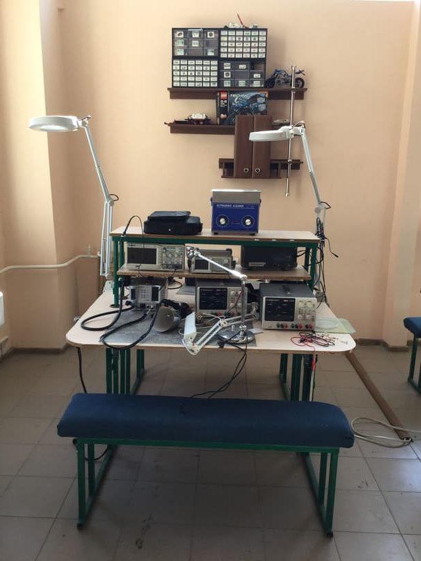 От идеи - к реализации. Робототехника в Украине 14
