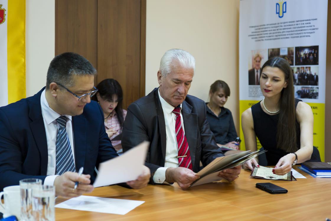 Гуманитарное научное общество возродили в Одессе 2