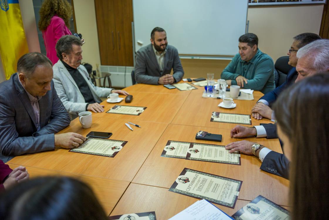 Гуманитарное научное общество возродили в Одессе 3