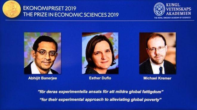 Нобелевскую премию по экономике присудили за экспериментальный подход к борьбе с бедностью 1