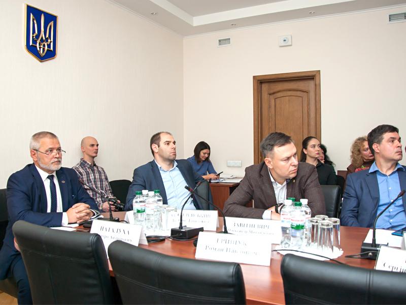 """«Космический семинар"""" для народных депутатов 1"""