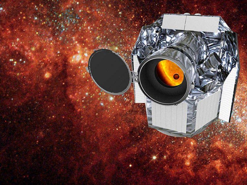 Нестандартный метод открытия экзопланет. Дмитрий Твардовский 7