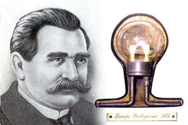 Как лампа накаливания Лодыгина стала лампой Эдисона 1