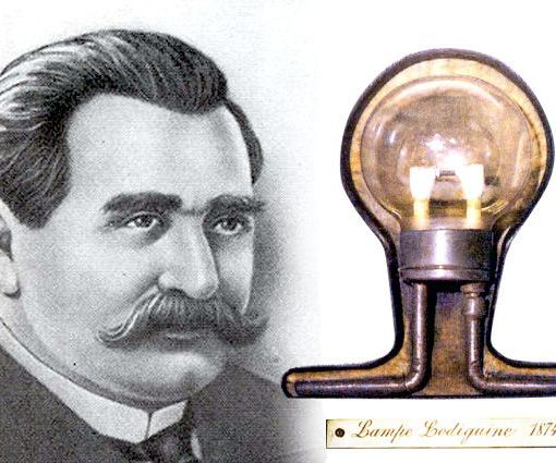 Как лампа накаливания Лодыгина стала лампой Эдисона 8