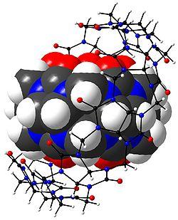 Супрамолекулярная (надмолекулярная) химия. 1