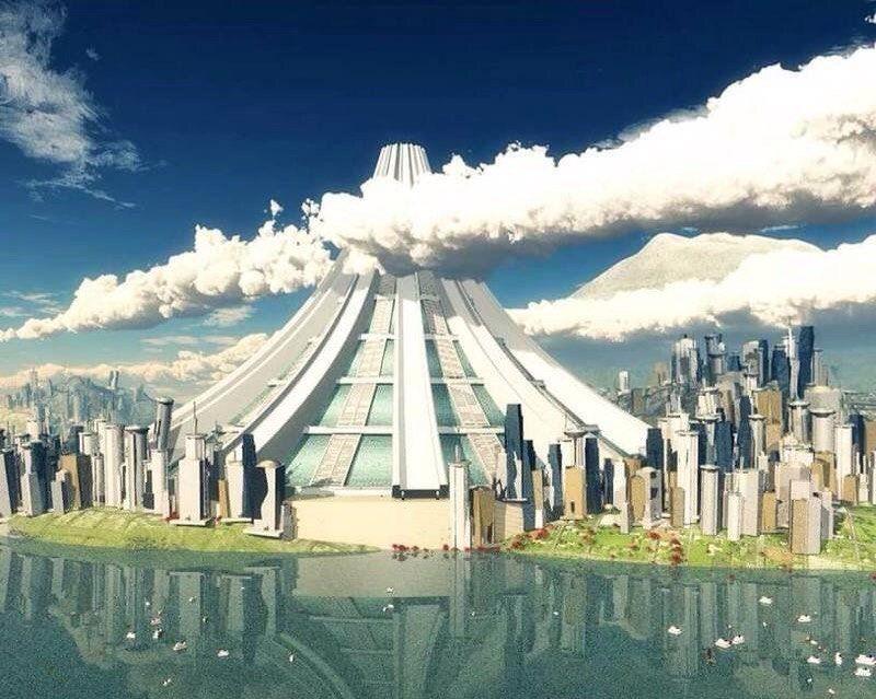 Міста майбутнього й людина в них 2
