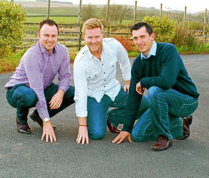 Шотландский стартап начал строительство пластиковых дорог 4