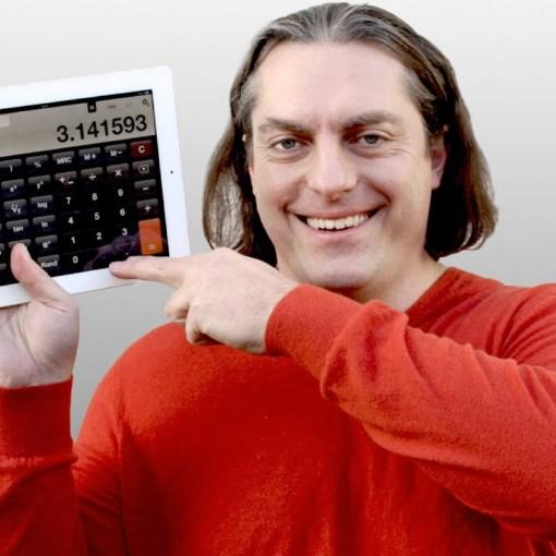 Человек - калькулятор 14