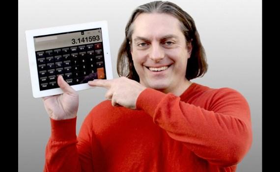 Человек - калькулятор 12