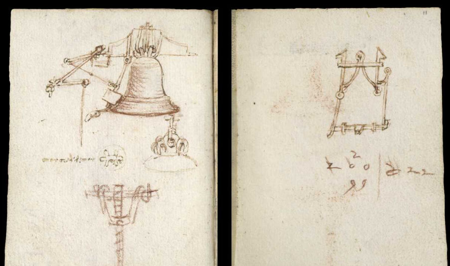 Научные книги Леонардо да Винчи выложили в открытый доступ 27
