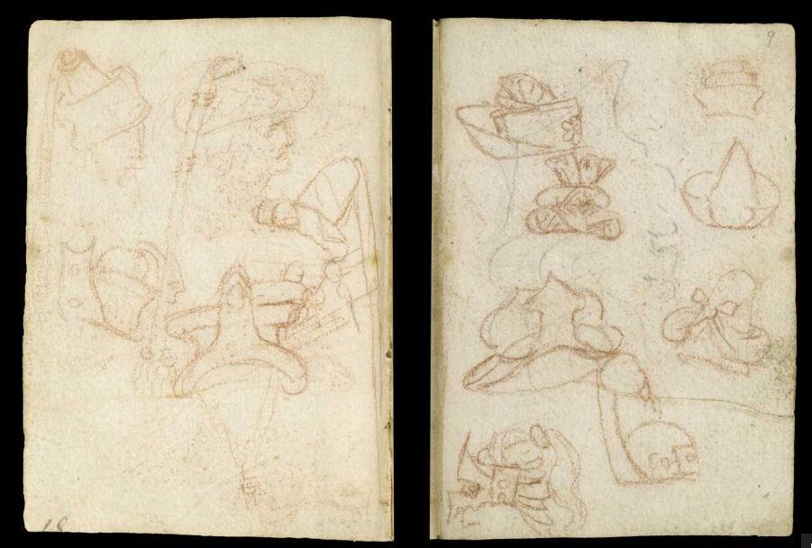 Научные книги Леонардо да Винчи выложили в открытый доступ 34