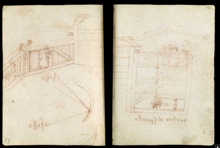 Научные книги Леонардо да Винчи выложили в открытый доступ 39