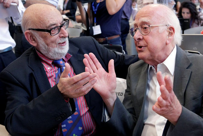 Открытие бозона Хиггса. Революционное научное достижение ушедшего десятилетия. 6