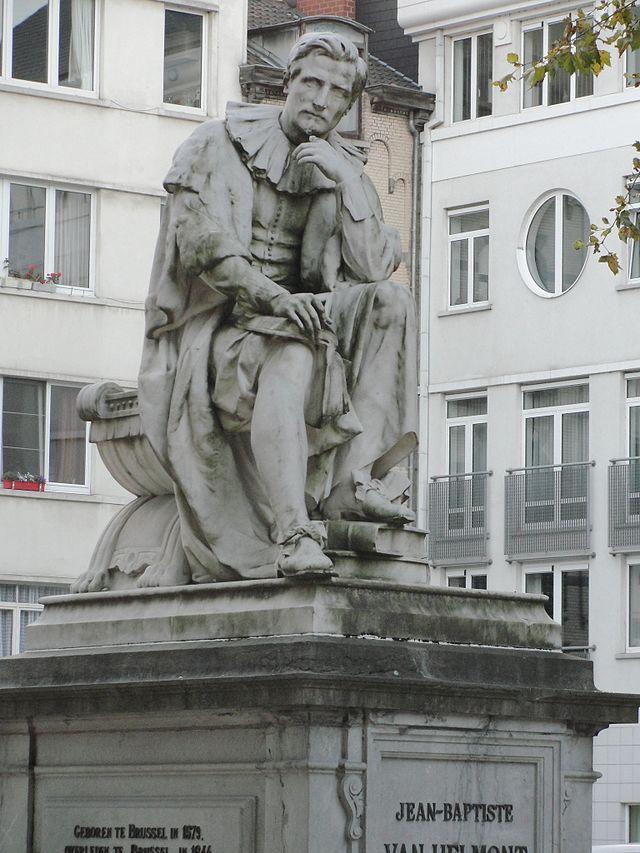 Ян Баптиста ван Гельмонт. Создатель учения о газах 4