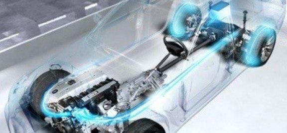 Система рекуперації кінетичної енергії. Від формули 1 до твого авто. 7
