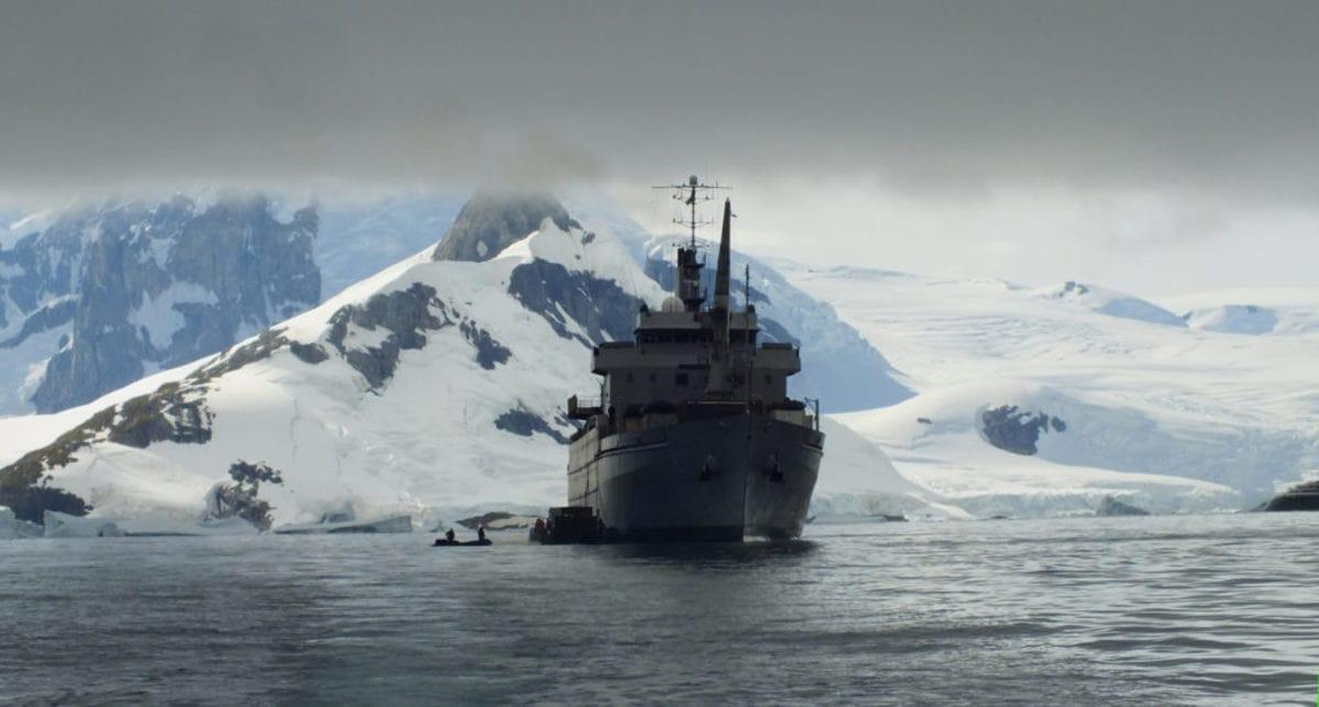 25-сезонная экспедиция. Вдоль Антарктического полуострова 1