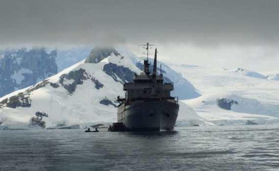 25-сезонная экспедиция. Вдоль Антарктического полуострова 7