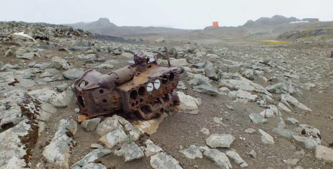 25-сезонная экспедиция. Вдоль Антарктического полуострова 10