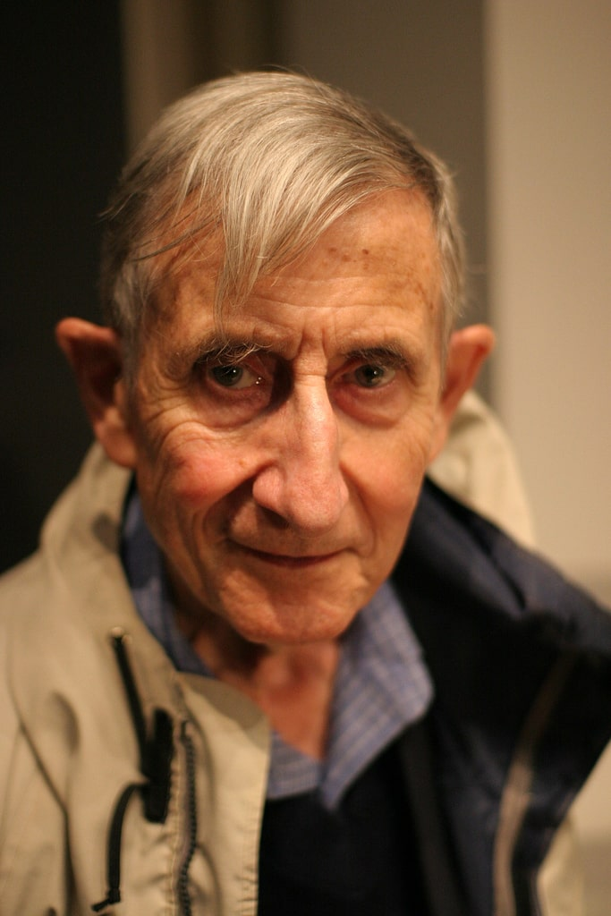 Скончался физик и математик Фримен Дайсон 2