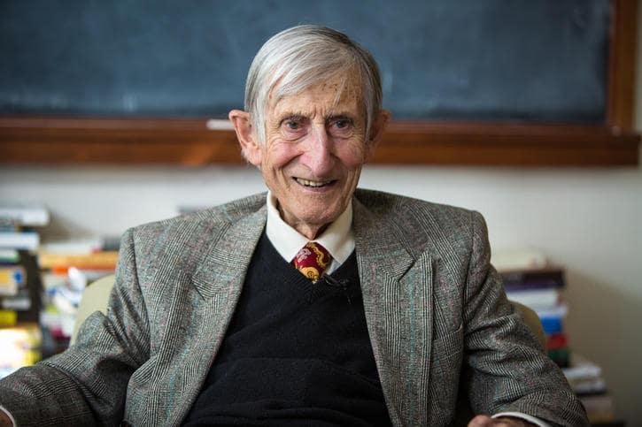 Скончался физик и математик Фримен Дайсон 1