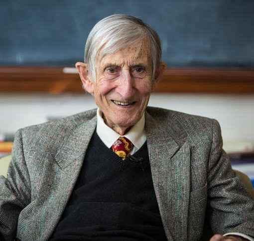 Скончался физик и математик Фримен Дайсон 5