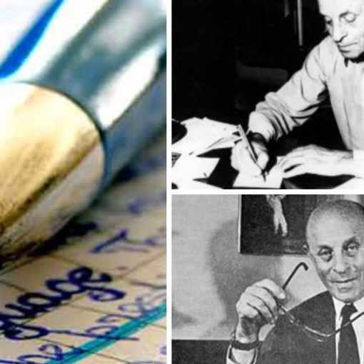 История пишущей ручки 8