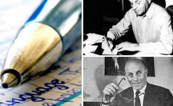 История пишущей ручки 10