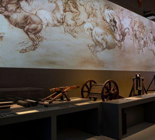 Музей науки и техники Леонардо да Винчи 34