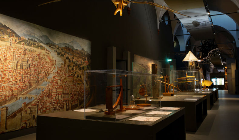 Музей науки и техники Леонардо да Винчи 26
