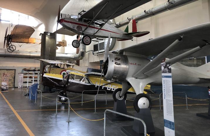 Музей науки и техники Леонардо да Винчи 21